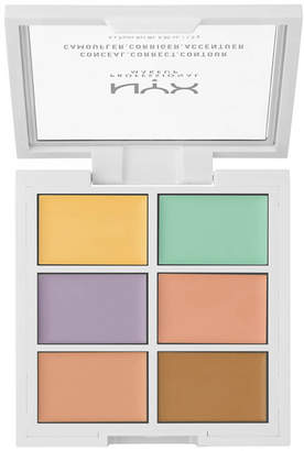 Nyx Cosmetics Color Correcting Concealer $11.99 thestylecure.com