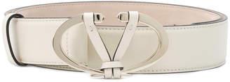Valentino V buckle belt