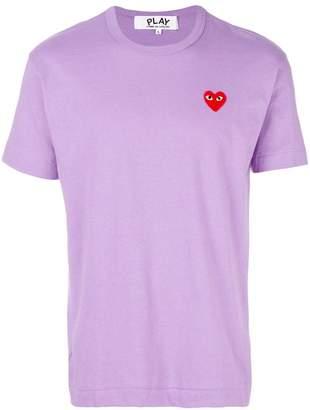 Comme des Garcons short sleeve logo T-shirt