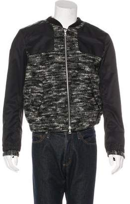 Dries Van Noten Wool & Alpaca Jacket