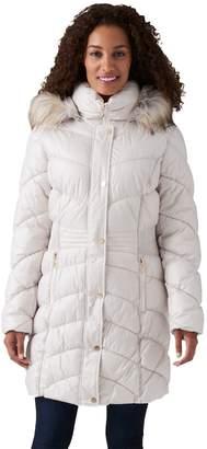 Gallery Missy Puffer Walker Coat with ZipperedPockets