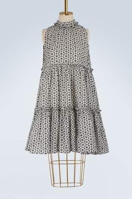 Lisa Marie Fernandez Erica ruffle dress