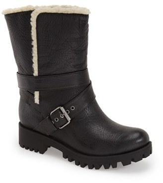 Women's Nine West 'Olwyn' Foldover Cuff Boot $148.95 thestylecure.com