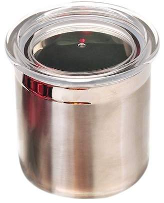Berghoff 2.5 Cups Capacity Lid Silver Stainless Steel Canister