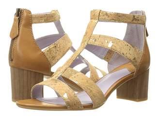 Johnston & Murphy Kallie Back Zip Sandal High Heels