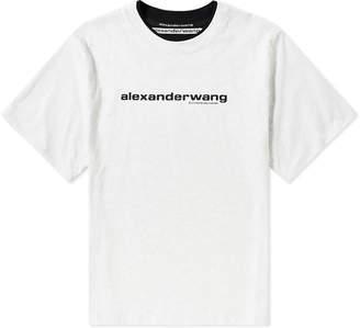 Alexander Wang Printed Double Tee