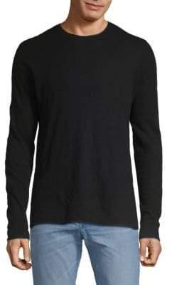 Rag & Bone Tripp Crewneck Long-Sleeve Shirt
