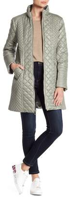 Via Spiga Diamond Quilted Jacket