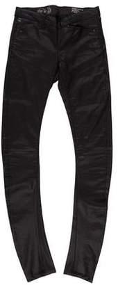 G Star Mid-Rise Skinny Pants