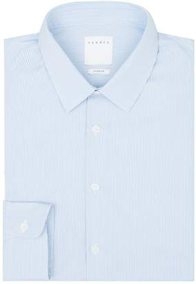 Sandro Fine Striped Shirt