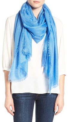 Women's Nordstrom Cashmere & Silk Wrap $99 thestylecure.com