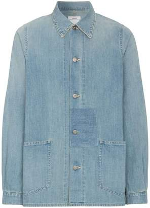 Visvim Coverall Denim Jacket