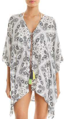 Surf.Gypsy Diamond Tunic Swim Cover-Up