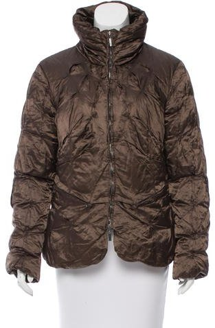 MonclerMoncler Fitted Down Jacket