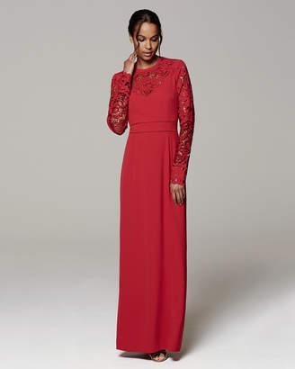 Phase Eight Minda Cutwork Dress