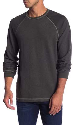 Agave Quiver Raglan Sleeve Pullover