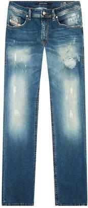 Diesel Thommer Distressed Skinny Jeans