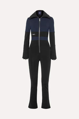Fusalp - Grazzia Color-block Stretch-shell Ski Suit - Navy