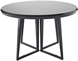 Serena & Lily Downing Dining Table - Pewter