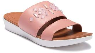 FitFlop Delta Leather Slide Sandal