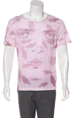 Gucci Kris Knight Face T-Shirt