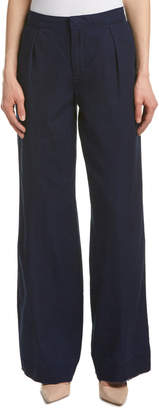 Joe's Jeans The Bessie Isla High-Rise Wide Leg Trouser