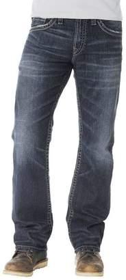 Silver Jeans Co. Men's Nash Classic Fit Straight Leg