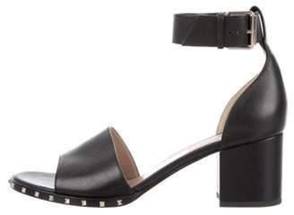 Valentino Soul Rockstud Sandals Black Soul Rockstud Sandals