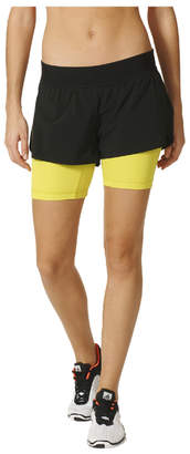 adidas Women's Gym Two-in-One Training Shorts