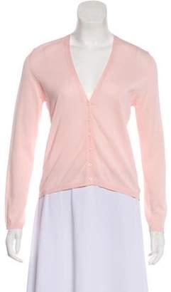 Malo Knit Long Sleeve Cardigan
