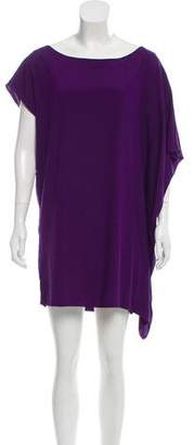 Ramy Brook Asymmetrical Mini Dress