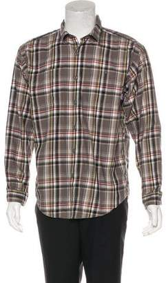 Patagonia Plaid Casual Shirt