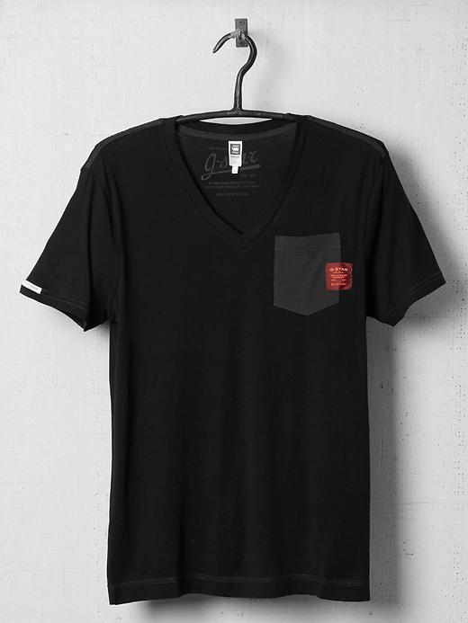 G Star Art Diamo Pocket V Tee Shirt