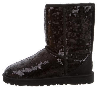 UGGUGG Australia Sequined Shearling Boots
