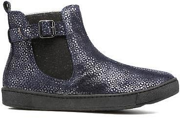 Naturino Kids's 5232 Zip-up Ankle Boots in Blue