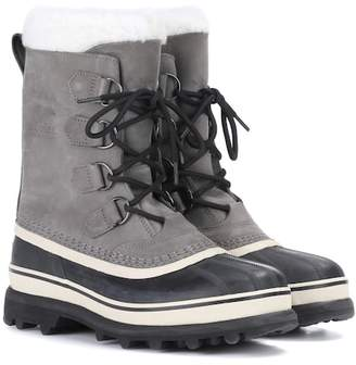 66fa902249ef Sorel Leather Rubber Boots For Women - ShopStyle Canada