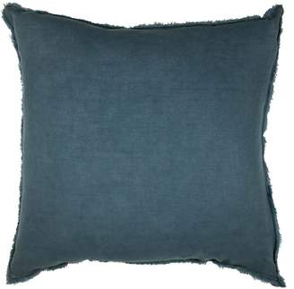 Home Outfitters Frayed Edge Linen Cushion