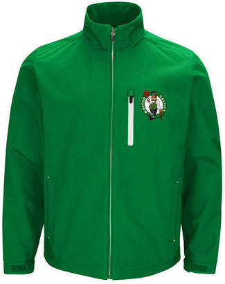 G-iii Sports Men's Boston Celtics Soft Shell Full-Zip Jacket