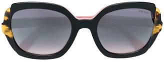 Prada oversized square-frame sunglasses