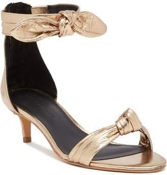 Rebecca Minkoff Kaley Metallic Leather Sandal