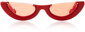 Cat Eye PAWAKA MO Exclusive EMPAT 4 Cat-Eye Acetate Sunglasses