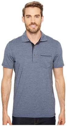Prana Pacer Short Sleeve Polo Men's Short Sleeve Pullover