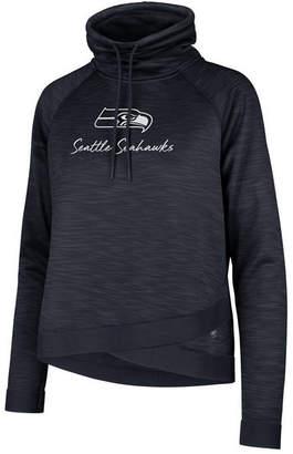 '47 Women's Seattle Seahawks Commuter Funnelneck Sweatshirt