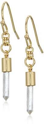 Sorrelli Lisa Oswald Collection Women's Locked In Drop Earrings
