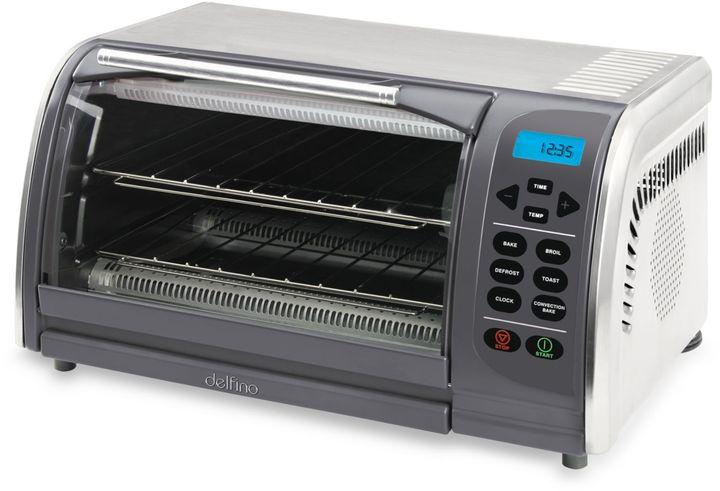 Toastess Delfino Digital Convection Oven and Broiler