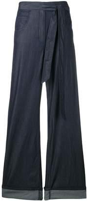 Blugirl wide leg trousers