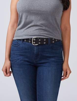 Lane Bryant Double Grommet Belt