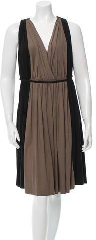 Paule KaPaule Ka Sleeveless Pleated Dress w/ Tags