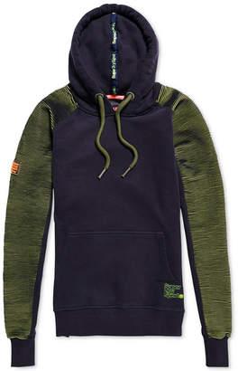 Superdry Men's Colorblocked Flex Hood Hoodie