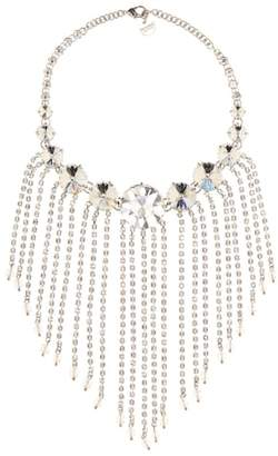 Miu Miu Crystal-embellished necklace
